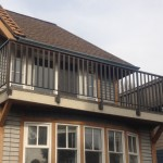 Fascia Mounted Railings