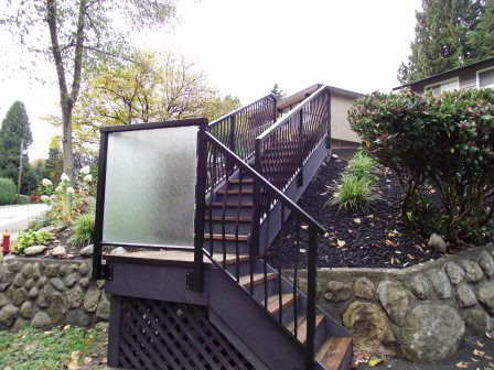 exterior stair contractor