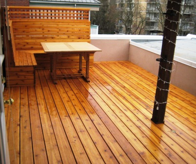 Cedar Roof Deck Sales And Installation Vancouver