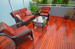 Wood Deck Tiles, Vancouver
