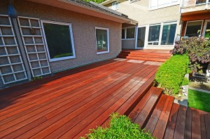 Finished Deck Repair