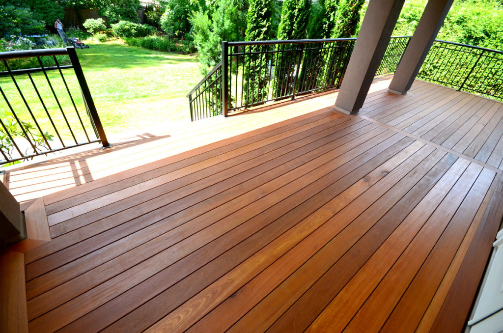 Sundeck Renovation
