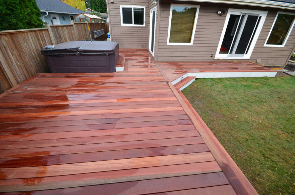 Deck Construction in Vancouver