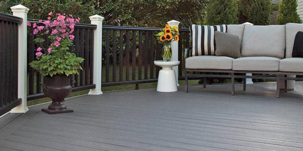Trex Clam Shell Composite Decking