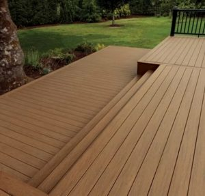 Antique Leather Best Composite Decking