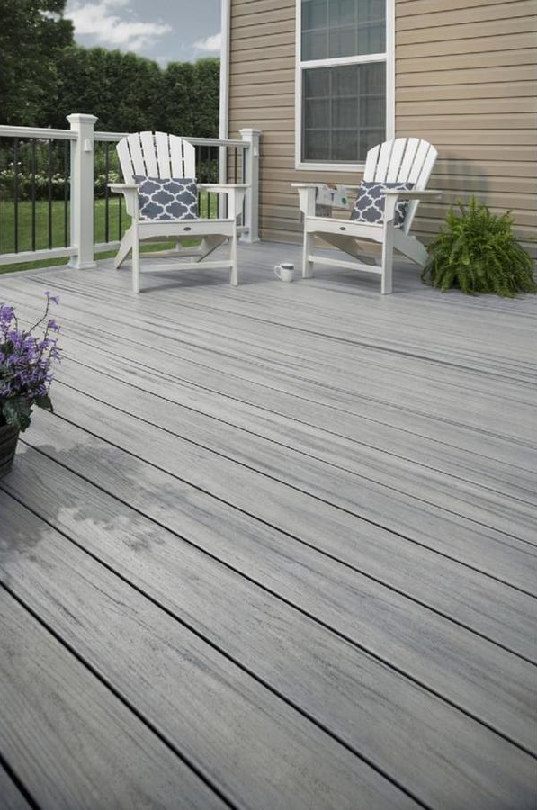 Trex Foggy Wharf Composite Decking