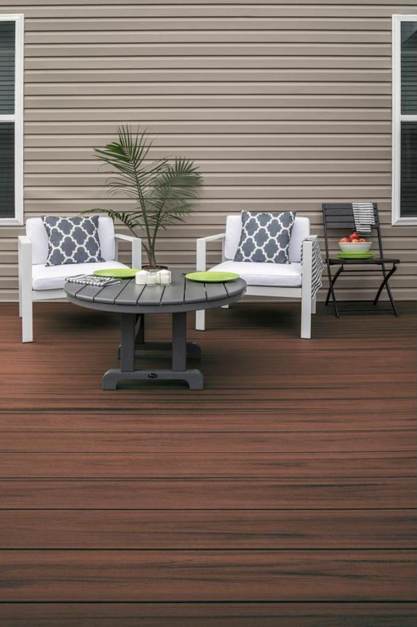 Sunset Cove Composite Decking