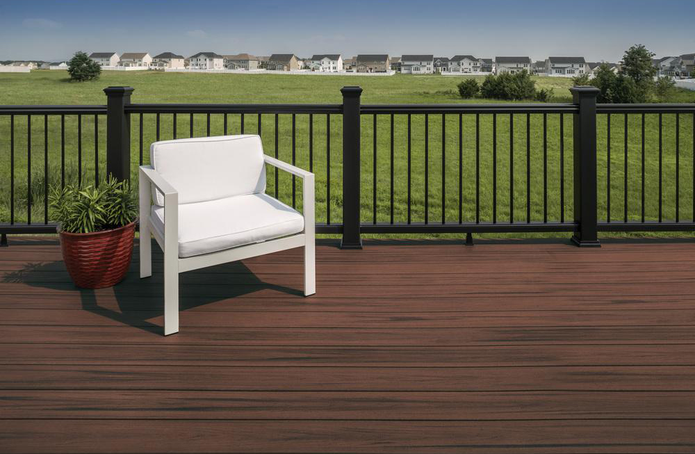 Sunset Cove Composite Decking Surface